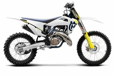 Husqvarna Tc 125 2019 Mx Bike £6799 Finance Available
