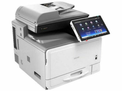 Ricoh Aficio MP C306 A4 Color Laser Multifunction Printer Scanner Copier 31ppm
