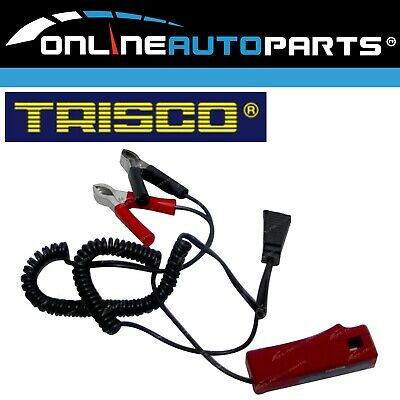 New Replacement Inductive Pick-up Clamps Cord Lead suit Trisco Timing Light Tool
