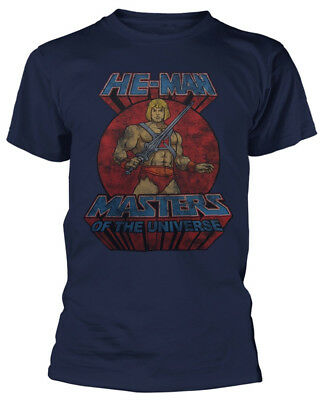 He-Man & The Masters Of The Universe 'He-Man' T-Shirt  - NEW & OFFICIAL!