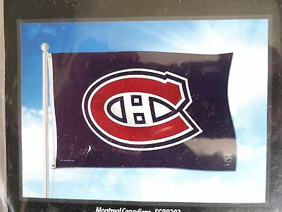 Official MONTREAL CANADIENS Flag NHL 3x5ft (90x150cm) Ice Hockey Canada NEW