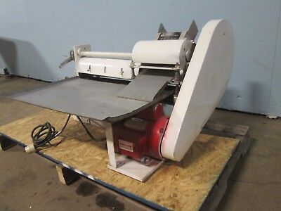 """colborne B 10"" Commercial H.d. Counter Top Dbl Pass Thru Dough Roller/sheeter"