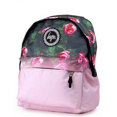 0be257fcc3f8 HYPE HOLOGRAPHIC BACKPACK - Pink Schoolbag BTS17026   FREE Haribo ...