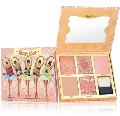 NEW BENEFIT COSMETICS Blush Bar Cheek Palette Highlight Limited Edition Hoola