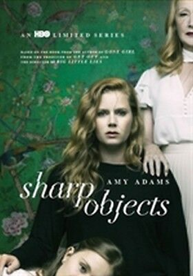 Sharp Objects - Serie Completa (2 DVD) - ITALIANO ORIGINALE SIGILLATO -