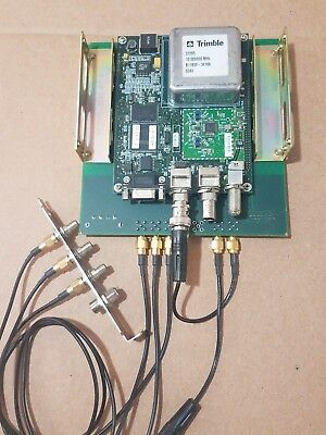 Trimble 48051-61 Thunderbolt Timing GPS Receiver GPSDO 10MHz