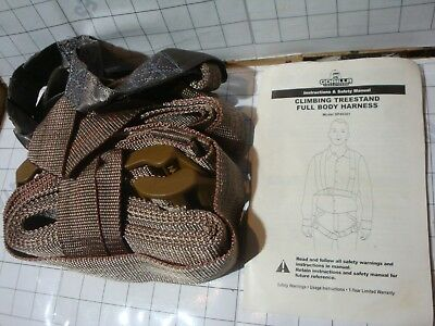 hunting tree stand parts Gorilla Treestand Harness summit treestand tree stand harness hunting safety straps $38 99