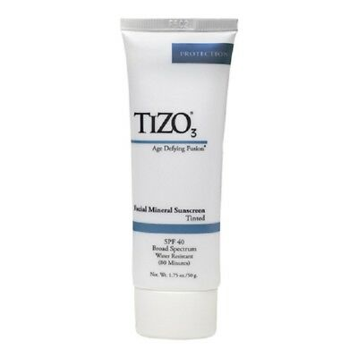 TIZO 3 Facial Primer Sunscreen Tinted SPF 40 1.75 oz