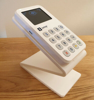 Stand for Sumup 3G card reader - point of sale Z-shaped dock ***STAND ONLY***