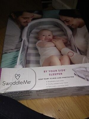 SwaddleMe By Your Side Sleeper NEW OPEN BOX ITEM