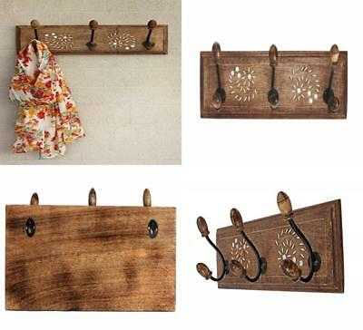 Black Friday Christmas Gifts Wall Hooks Key Holder Coat Clothes Hangers Home Dec