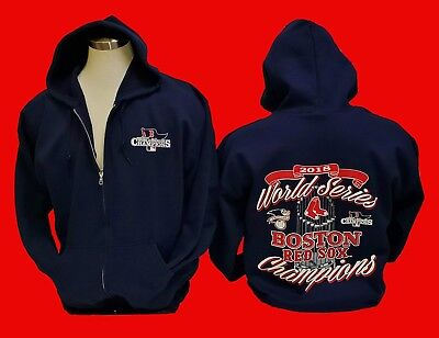 info for 06aaf 796c6 BOSTON RED SOX '47 World Series Champions Damage Done Hoodie ...