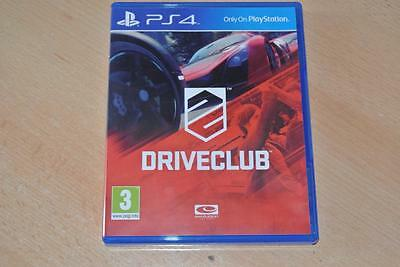 Driveclub PS4 Playstation 4 Drive Club