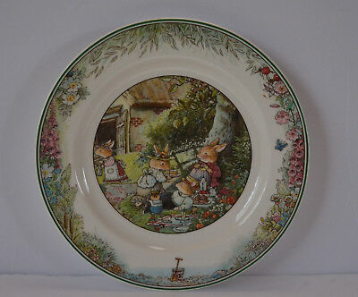 Villeroy And Boch Foxwood Tales Salad Plate By Brian Paterson