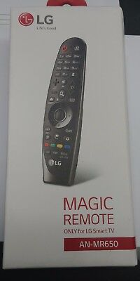 Lg Smart Tv Magic Remote Voice Control