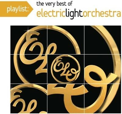 Playlist: Very Best Of - Elo ( Electric Light Orchestra ) (CD Used Good) 888751