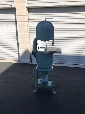 "14"" Delta Rockwell Band Saw Metal Cutting with High and Low Gear"