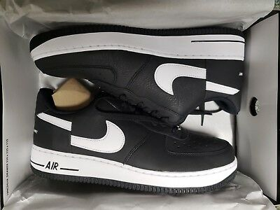 official photos 5895b a84f6 SUPREME COMME DES Garcons CDG Nike Air Force 1 Size 10