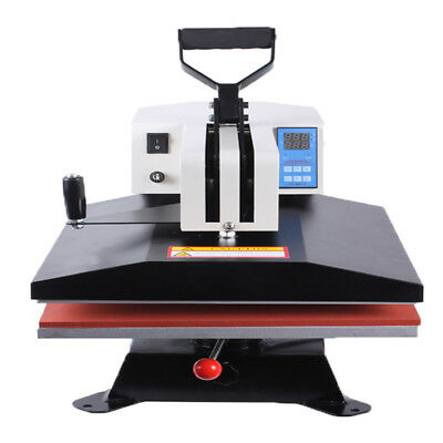 HIGH PRESSURE SWING AWAY HEAT PRESS MACHINE 60x40cm t shirt, sublimation ink
