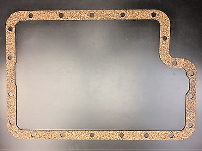 FORD 4R100 E4OD Automatic Transmission Fluid Oil Pan Gasket (Cork Style)  89-Up