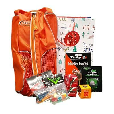Kris Kringle Pack - Golf Balls, Accessories Plus Much More - Great Gift Idea!