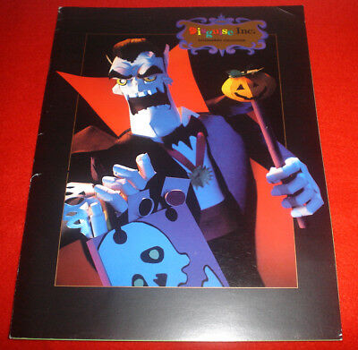 Vintage  DISGUISE INC HALLOWEEN accessories collection CATALOG 1996