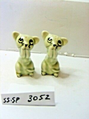 small mice  salt and pepper shakers