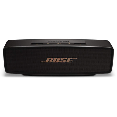 Bose Soundlink Mini II Limited Edition Bluetooth Speaker, Speakerphone, Voice