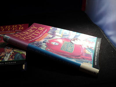 Harry Potter and the philosopher's stone First Published by Bloomsbury 27th Prin