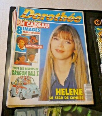 Magazine Club Dorothee Revue Numero N° 190 Helene & Les Garcons Complet 1993