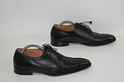 Derby shoes CLERGET Studio All leather Black T 41 VERY GOOD CONDITION
