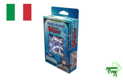 vanguard deck italiano  CARDFIGHT!! VANGUARD TRIAL Deck Distruttore delle Lame ITALIANO ...