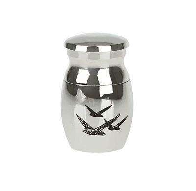Pigeon Keepsake Cremation Ashes Urn Funeral Urn Memorial Jewelry