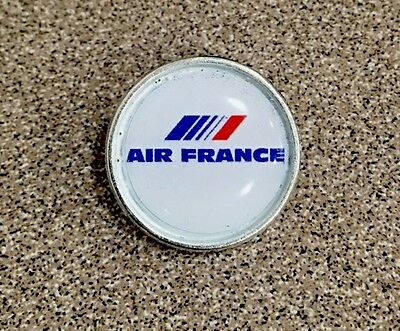 Air France airlines Logo Pin Badge .Check My Store List.✈️✈️✈️✈️✈️✈️