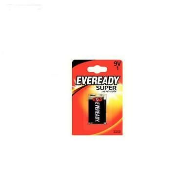 Eveready Super Heavy Duty Battery 9V (Pack of 1) 6F22BIUP