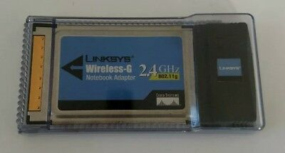 LINKSYS WIRELESS G WPC54G WINDOWS 8 DRIVER