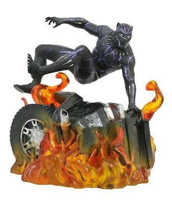 Marvel Gallery Black Panther Version 2 PVC Statue action