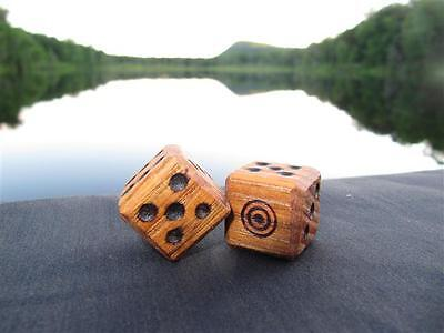 Friday the 13th, Part 1 - Own a pair of dice made from the Main Lodge