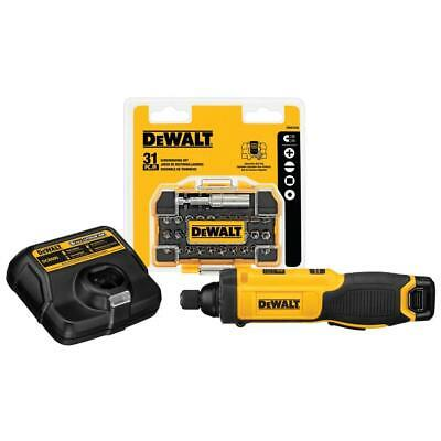 DEWALT DCF682N1A 8-Volt Max Lithium-Ion 1/4 in. Cordless Gyroscopic Screw Driver
