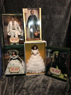 Gone With the Wind Doll Set NRFB