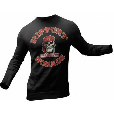 49 Hells Angels Nomads Caribbean  Support81 Sweater model 1
