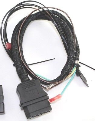 GENUINE** FISHER WESTERN Snow Plow 3 Pin Control Harness Ultra ... on
