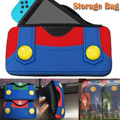 Carrying Storage Bag Case Cover Protective Shell for Nintendo Switch Console