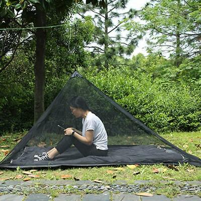 Outdoor Fishing Portable Bed Net Triangle Mountaineering Anti-mosquito Net Tent