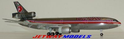 NEW 1:200 INFLIGHT200 HAWAIIAN AIRLINES DC-10-10 N160AA Model IFDC10HA1118P