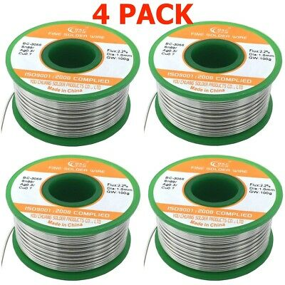 Lead Free Solder Wire Sn99.3 Cu0.7 with Rosin Core for Electronic Soldering 400g