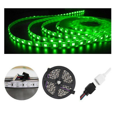 RGB LED Strip Lights IP65 Waterproof 5050 5M 300 LED 12V + Bluetooth Controller