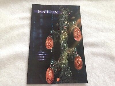 The Matrix Preview #1 Comic book Recalled Banned Great Shape!!!