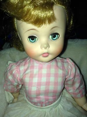 Vintage 1957 Madame Alexander Edith The Lonely Doll