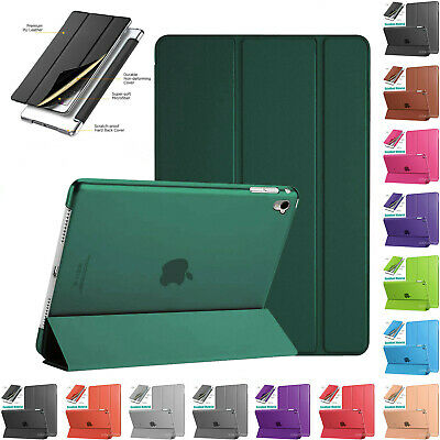 Smart Magnetic Case Sleep Wake Leather Stand For iPad 2 3 4 Mini 1 2 3 Air 2 Lot